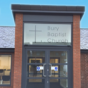 Ecclesiastical - Bury Baptist Church