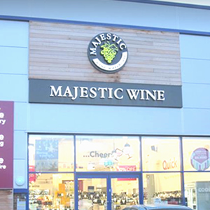 Retail - Majestic Wine Heartford Refurbishment